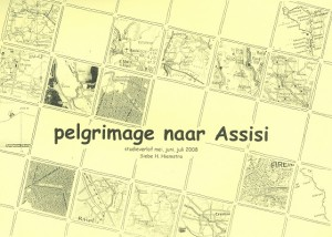 boekje Pelgrimage naar Assisi - Veelstemmig Licht