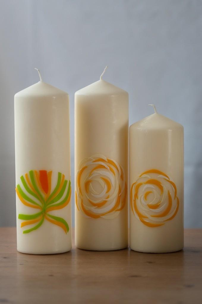 Kaarsen van Veelstemmig Licht