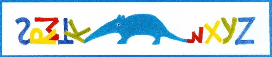 logo tekstbureau Letterbeest