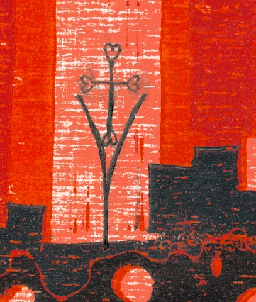 lezing over de symboliek van het kruis