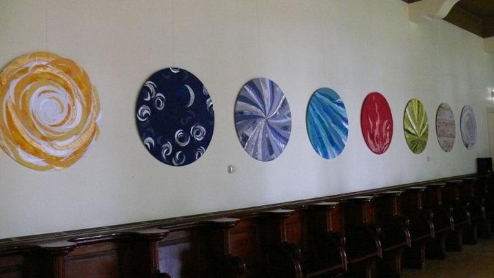 expositie Zonnelied - Stoutenburg
