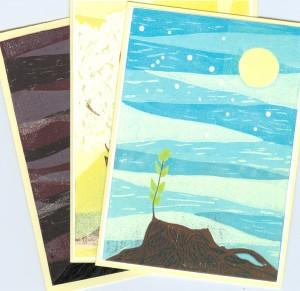 kaarten symboliek bomen - Veelstemmig Licht