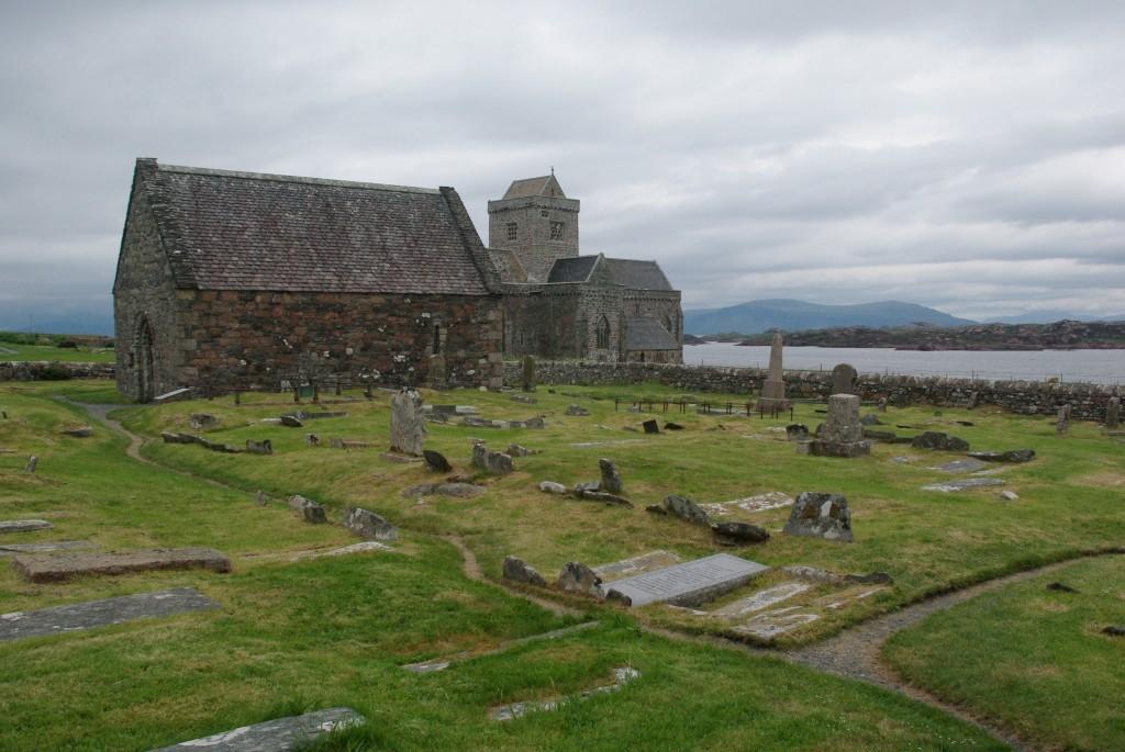 Lezing over Keltische spiritualiteit en Iona