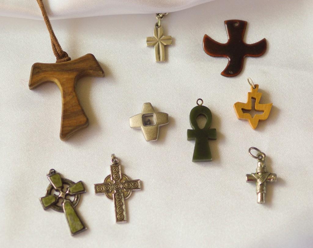 Lezing plus over de symboliek van het kruis