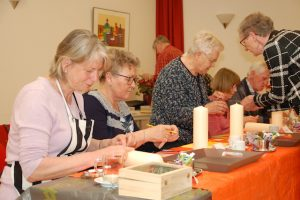 workshops paaskaars maken in Friesland