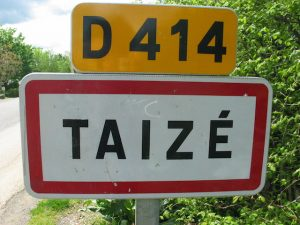 Taizé reis in 2020